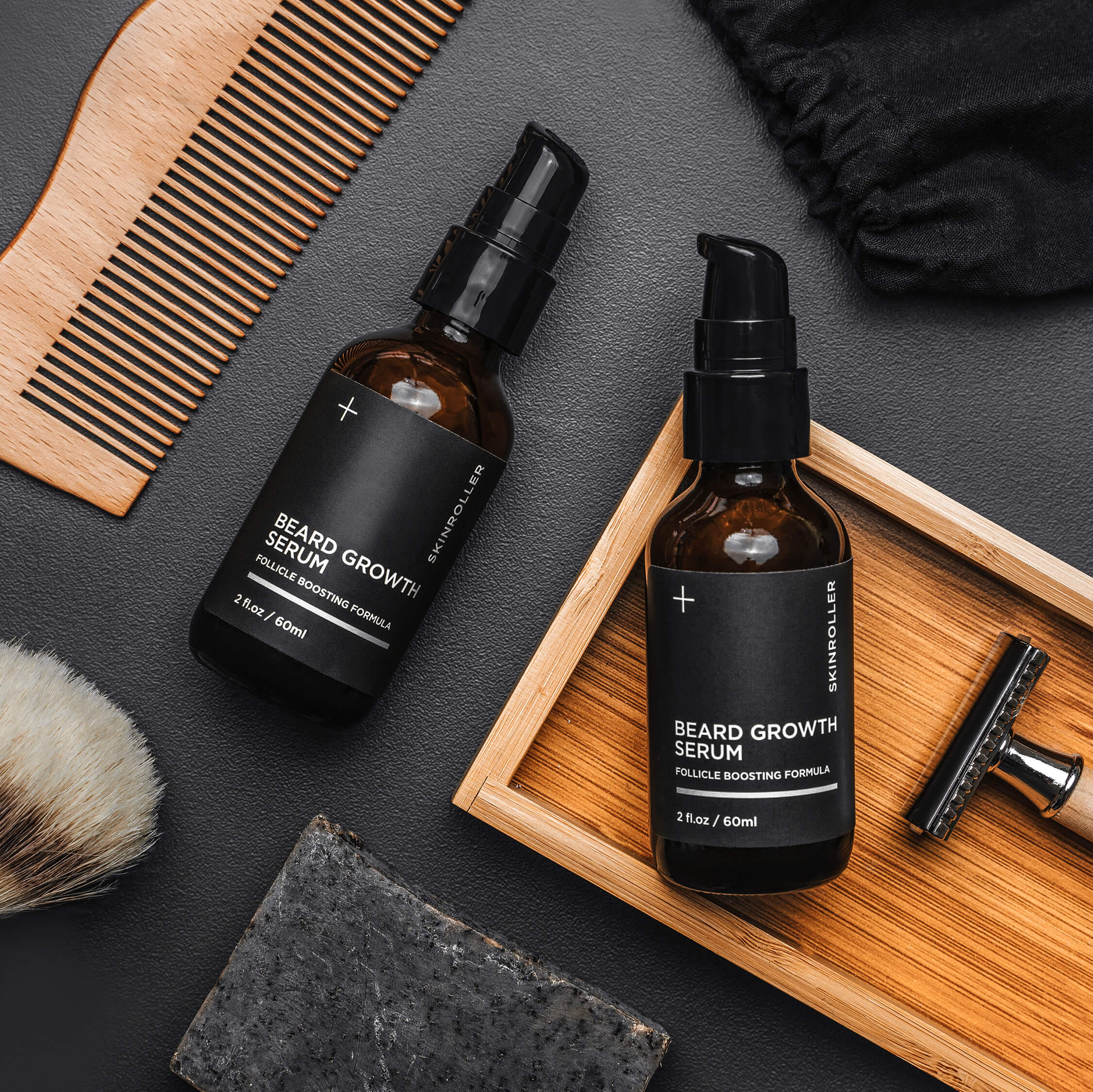 Beard Growth Serum