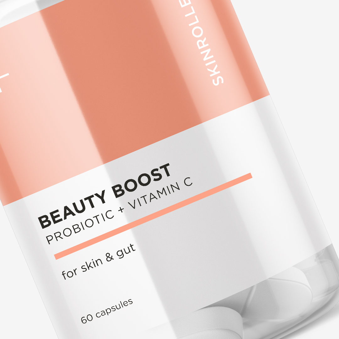 Beauty Boost Probiotic + Vitamin C 60 caps
