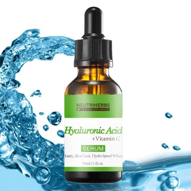 Skinroller PRO + Hyaluronic Acid Serum & Vitamin C