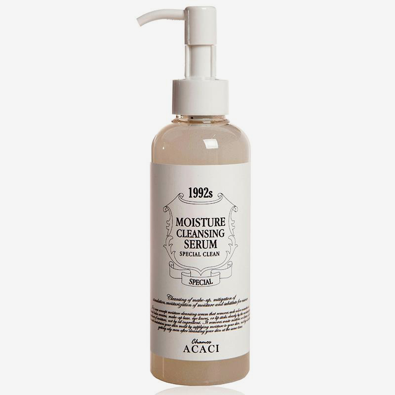 Moisture Cleansing Serum