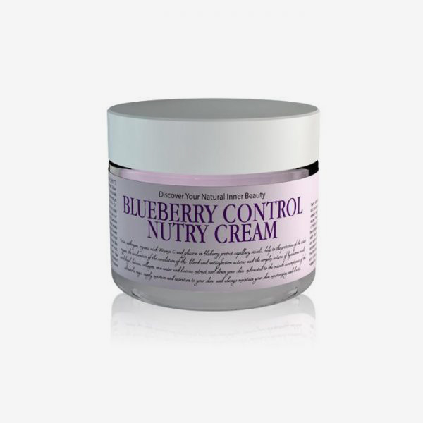Blueberry Control Nutry Cream 50ml