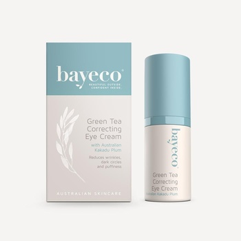 Bayeco Green Tea Correcting Eye Cream 15ml