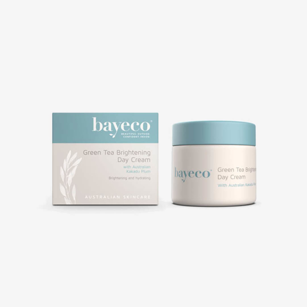 Bayeco Green Tea Brightening Day Cream 50ml