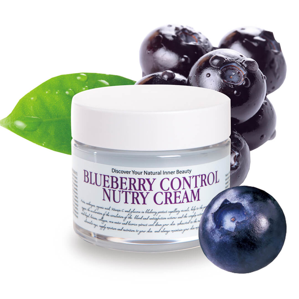 Blueberry Control Nutry Cream 50 ml