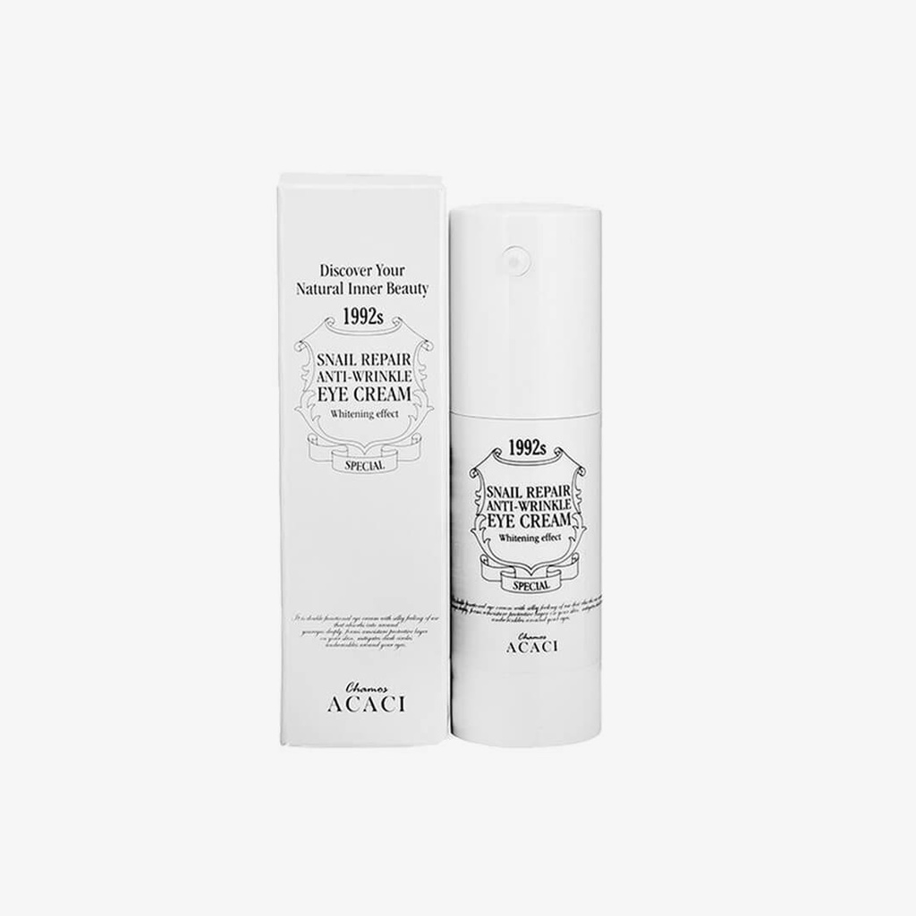 Snail Repair Anti-Wrinkle Ögonkräm 30ml