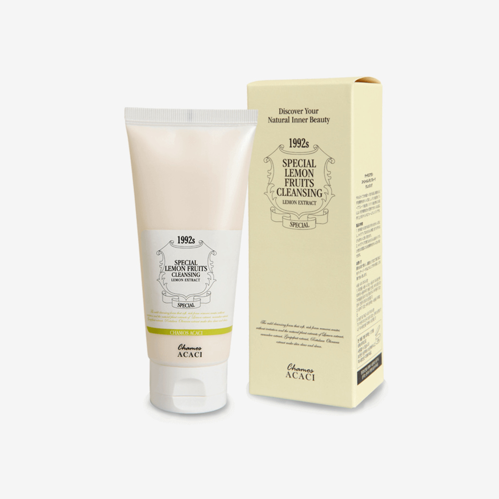 Special Lemon Fruit Cleanser 125ml