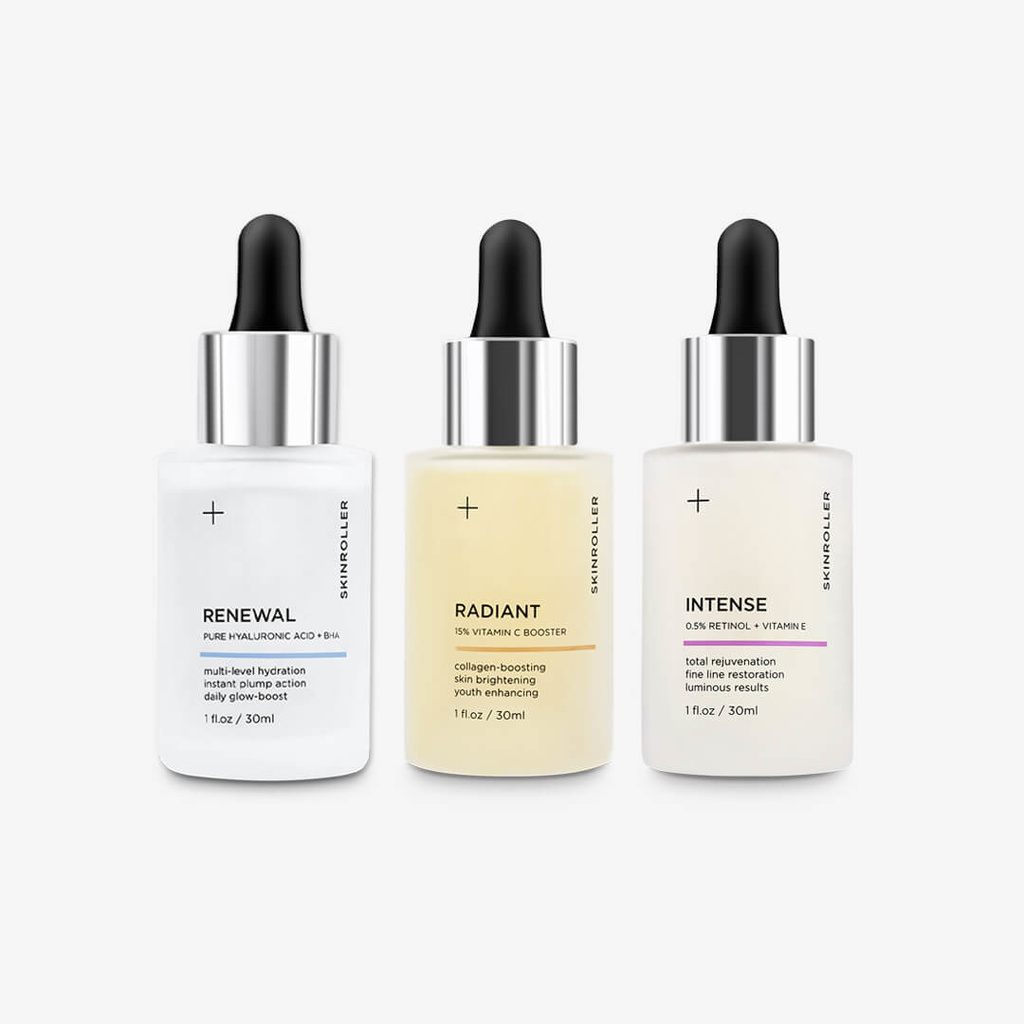 Magic Trio Serum-set