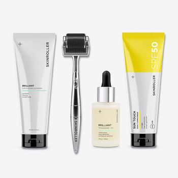 Refine & Define - Skinroller Medium Kit SPF